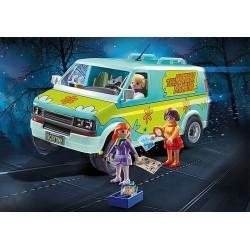 Playmobil Scooby-Doo - Mystery Machine -70286
