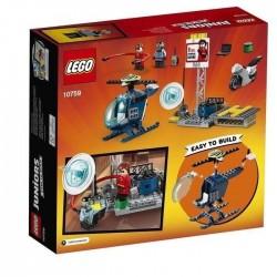 Lego 10759 La Poursuite Sur Les Toits D'Elastigirl