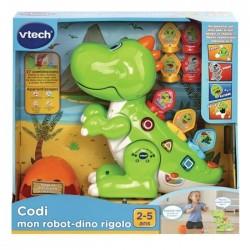VTECH - Codi Mon Robot-Dino...