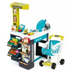 SMOBY Super Market avec Chariot + 41 Accessoires