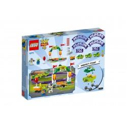 LEGO 10771 Le manège palpitant du Carnaval