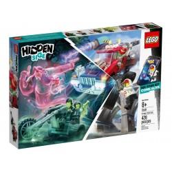 LEGO 70421 Le quad chasseur...