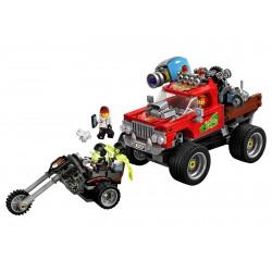 LEGO 70421 Le quad chasseur de fantômes