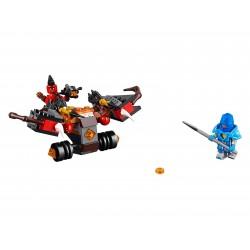LEGO 70318 Le lance-globe
