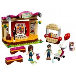 LEGO 41334 La scène de spectacle d'Andréa