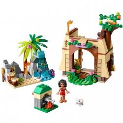 Lego 41149 L'aventure sur l'île de Vaiana