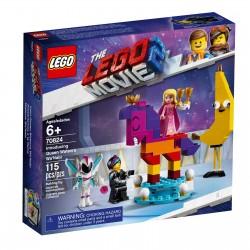 LEGO 70824 La Reine aux...