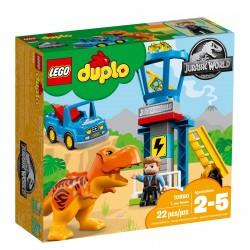 LEGO DUPLO 10880 La Tour Du T-Rex