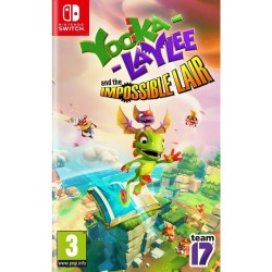 Yooka laylee and the...