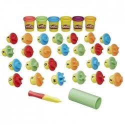Play-Doh – Pâte A Modeler - Modeler et Apprendre – Les Lettres et Langage