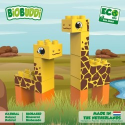 BioBuddi Blocs de Construction Girafe