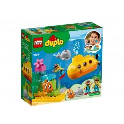 Lego DUPLO 10910 L'aventure en sous-marin