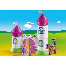 Playmobil 9389 Château de princesse avec tours empilables