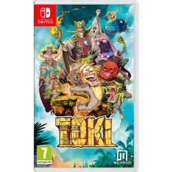 Toki Standard pour Nintendo...