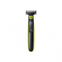 PHILIPS One Blade QP2520/20 Tondeuse à barbe - 3 peignes