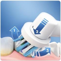 Oral-B PRO 600 Cross Action Brosse à dents électrique par BRAUN