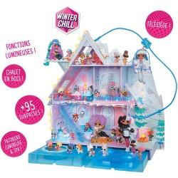 Maison de poupées Chalet...