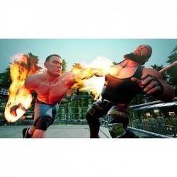 WWE 2K Battlegrounds Jeu PS4