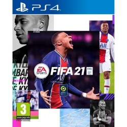 FIFA 21 - Version PS5 incluse - standard (PS4)