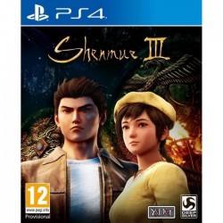 Shenmue III Jeu PS4