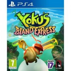 Yoku's Island Express Jeu PS4