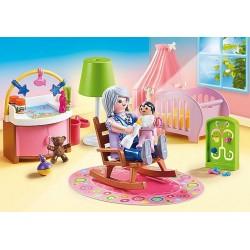 Playmobil 70210 Chambre de bébé