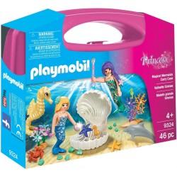 Playmobil 9324 Valisette Sirènes