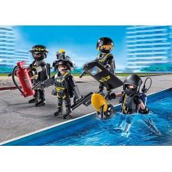 Playmobil 9365 Policiers d'élite