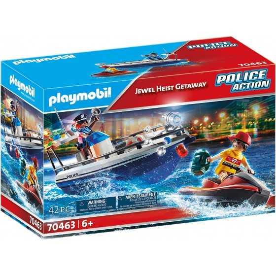 Playmobil 70463 Patrouille...