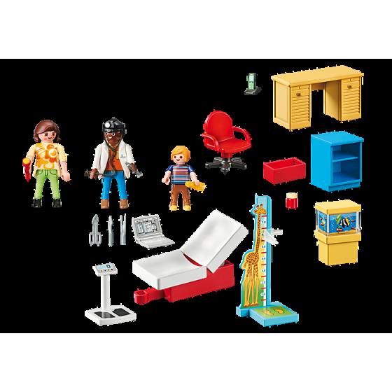 Playmobil 70034 StarterPack Cabinet de pédiatre