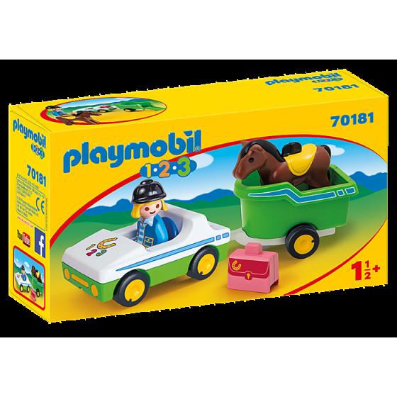 Playmobil 70181 Cavalière...