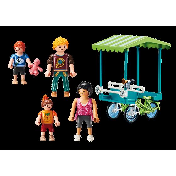 Playmobil 70093 Famille et rosalie