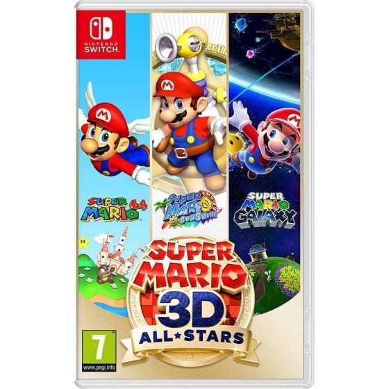 NINTENDO Super Mario 3D All...
