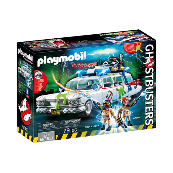 Playmobil 9220 Ecto-1...