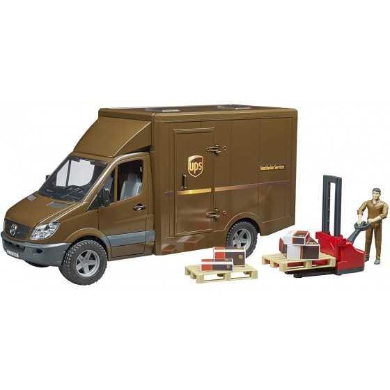 BRUDER - 02538 - Camion...
