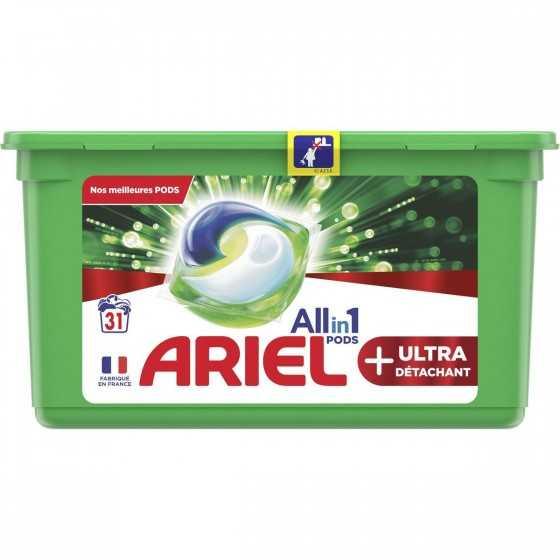 Ariel Pods lessive capsules...