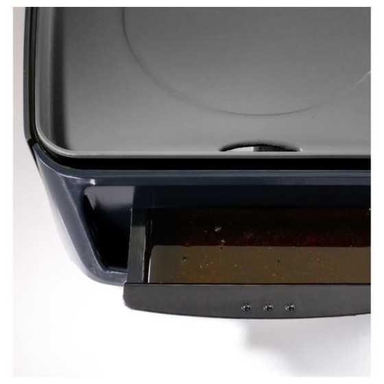 BRANDT Plancha - PLA1322N - 2200 W