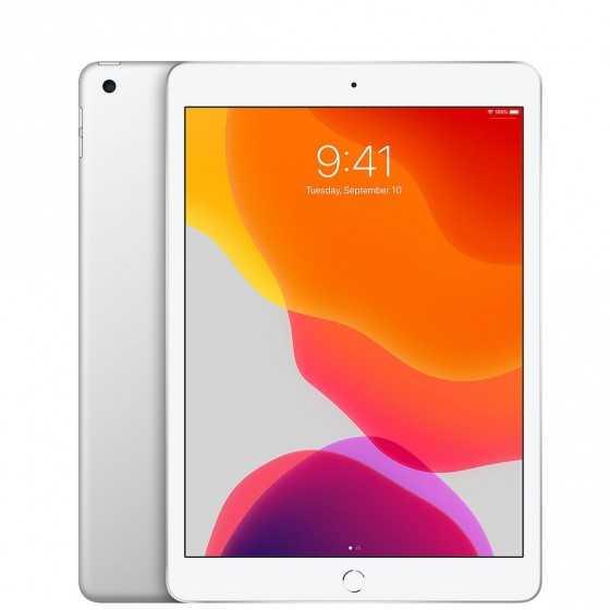 "Apple iPad 7 10.2"" Argent"