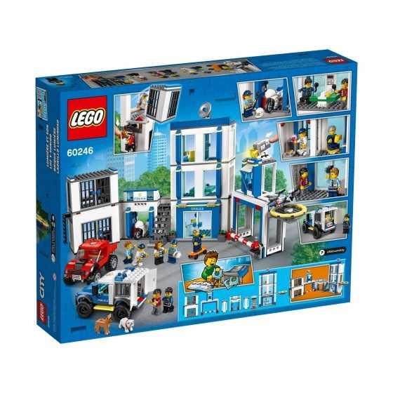 Lego 60246 Le commissariat de police