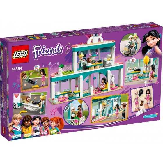 Lego 41394 L'hôpital de Heartlake City