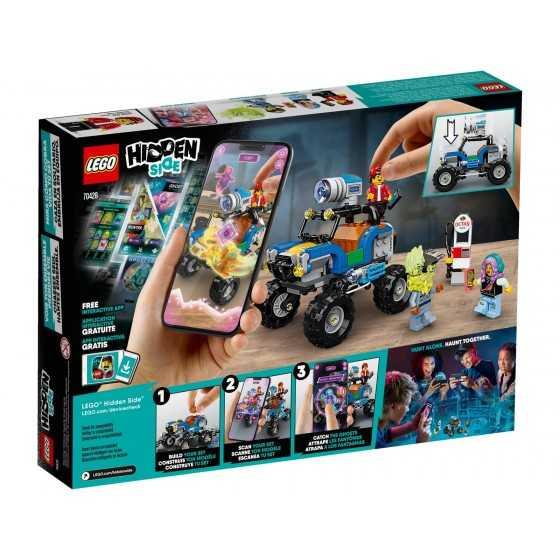 Lego 70428 Le buggy de plage de Jack