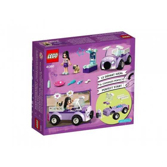 Lego 41360 La clinique vétérinaire mobile d'Emma