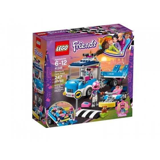 Lego 41348 Le camion de...