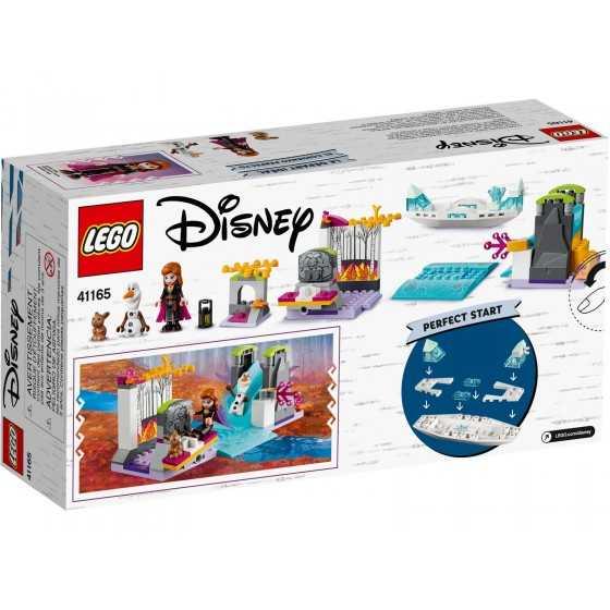 Lego 41165 L'expédition en canoë d'Anna
