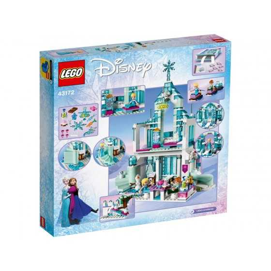 Lego 43172 Le palais des glaces magique d'Elsa