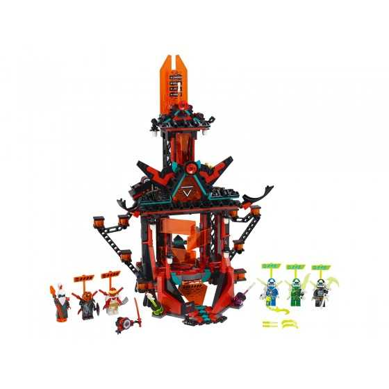 Lego 71712 Le temple de la folie de l'Empire