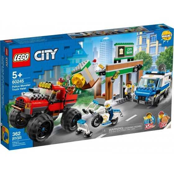 Lego 60245 Le cambriolage...