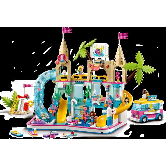 Lego 41430 Le parc aquatique Plaisirs d'été