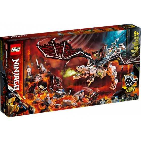 Lego 71721 Le dragon du...