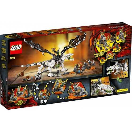 Lego 71721 Le dragon du Sorcier au Crâne